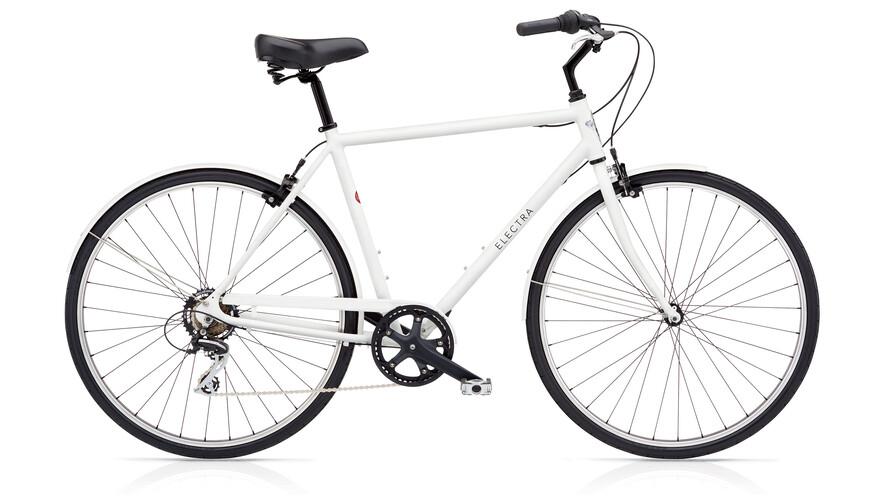 Electra Loft 7D - Vélo de ville Homme - blanc
